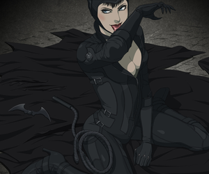 catwoman, DC, and hq image