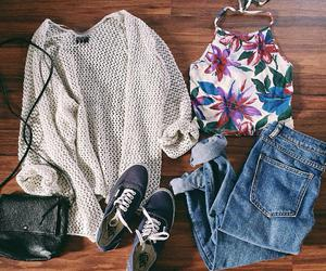 fashion, street style, and outfits image