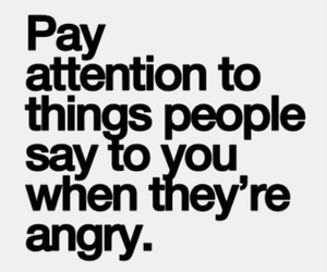 people, quote, and angry image