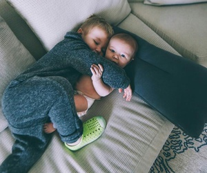 baby, kids, and love image