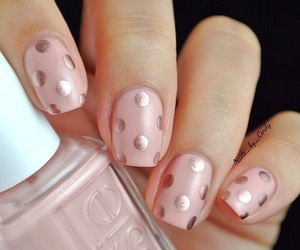 fancy, nails, and cute image