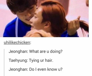 Seventeen, bts, and kpop funny image