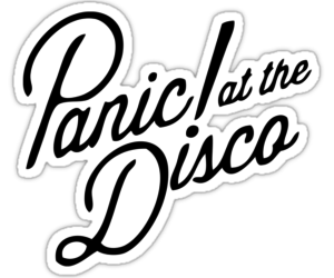 panic! at the disco, P!ATD, and band image