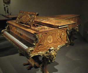 beautiful, gorgeous, and Grand Piano image