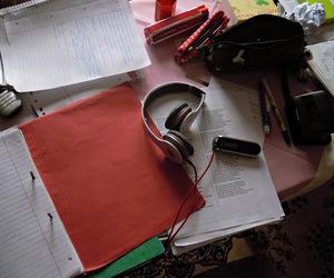 beats, hard, and headphones image