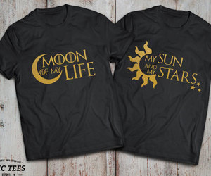 etsy, moon and sun, and his and hers image