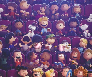 charlie brown, iphone wallpaper, and movie image