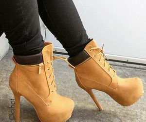boots and heels image