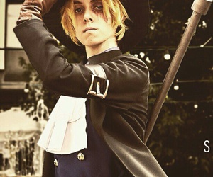 anime, cosplay, and one piece image