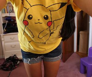beautiful, pikachu, and fashion image