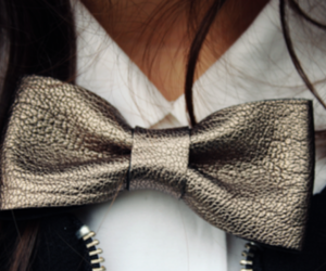 beauty, glamour, and tie image