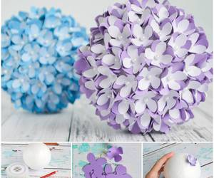 ball, creative, and decoration image