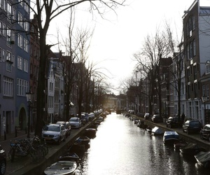 amsterdam, beautiful, and cool image