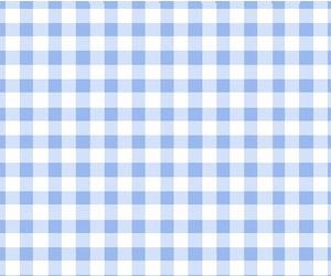 blue, 素材, and チェック image