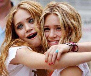 blonde, mary-kate & ashley olsen, and girl image