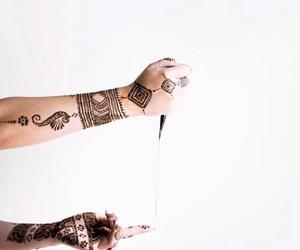 photography, minimal, and tattoo image