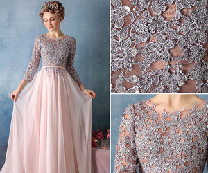 2016, dress, and lace image