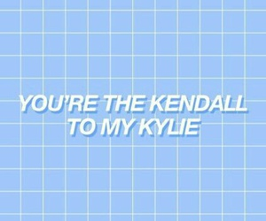 Kendall, kylie, and kendall jenner image