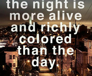 quote, night, and day image