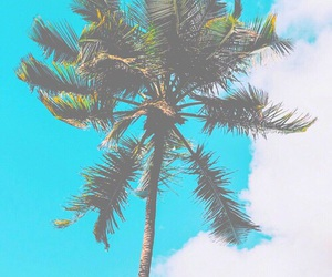 summer, sky, and blue image
