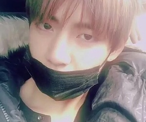 alien, bts, and taehyung image