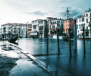 italy, photography, and venice image
