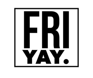 friday and happiness image