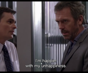 house, house m.d., and lines image