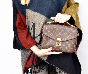 fashion, look, and Louis Vuitton image