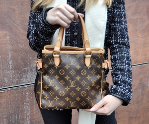 bags, outfit, and fashionblog image