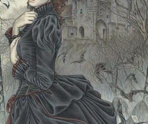 gothic, art, and dark image
