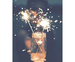 happiness, inspiration, and sparkles image
