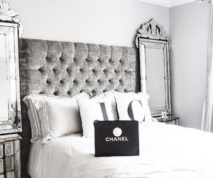 beautiful, room, and bed image