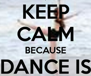 dance and love what ever you do image