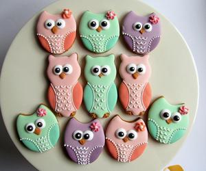 owls cookies image
