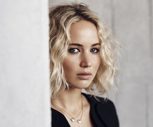 Jennifer Lawrence, actress, and blonde image