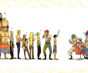 one piece, luffy, and killer image