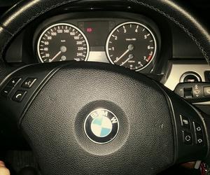 bmw, car, and bil image
