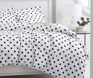 home, home decor, and polka dot image