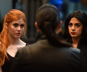 clary fray, shadowhunters, and isabelle lightwood image