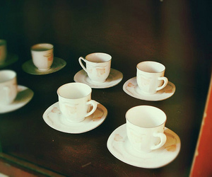 vintage, photography, and teacup image