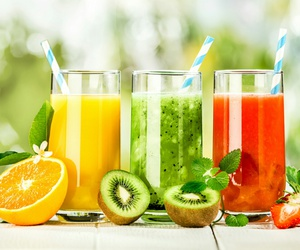 colors, juices, and colours image