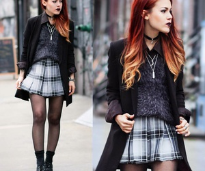 style, outfit, and luanna perez image