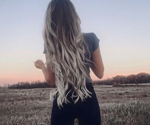 chic, cool, and hair image