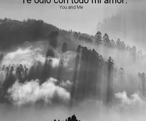 amor, you and me, and tu y yo image