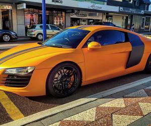 audi, auto, and tuning image