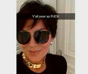funny, kris jenner, and rich image