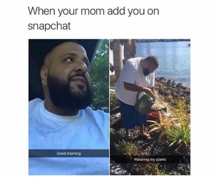 funny, snapchat, and lol image