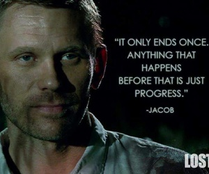 jacob, lost, and quotes image
