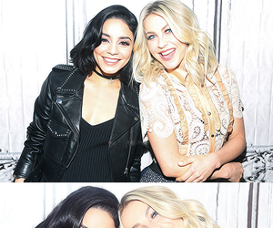 vanessa hudgens, julianne hough, and grease 2016 image